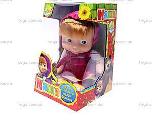 Кукла музыкальная из «Маша и Медведь», 5511-2, фото