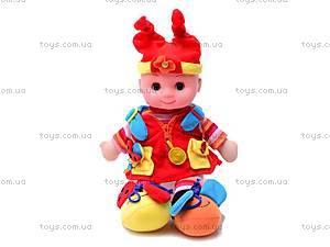 Кукла музыкальная «Пуговка», F16880