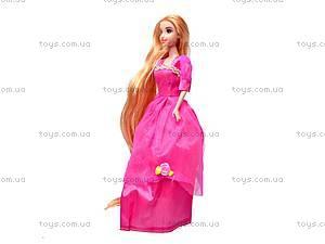 Кукла музыкальная «Рапунцель», CQS-14-R21, купить
