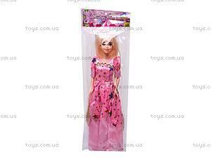 Кукла музыкальная «Рапунцель», CQS-14-R21, фото