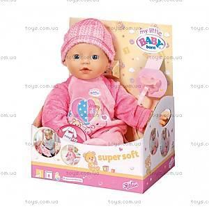 Кукла My little Baby Born «Милая кроха», 822524, отзывы