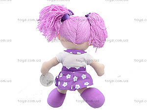 Кукла мягкая для детей «Катюша», CM1409, отзывы