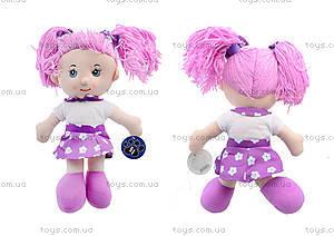Кукла мягкая для детей «Катюша», CM1409, цена