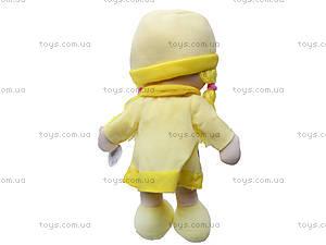 Мягкая кукла для детей, 15R18, фото