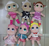 Кукла мягкая, 6 разных видов, CLG17120, отзывы