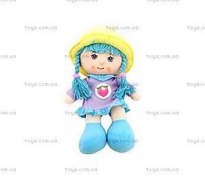 Мягкая кукла в шляпе с музыкальным эффектом, 19R14AB20R14DAB