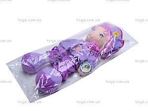 Кукла мягкая музыкальная, R2020B, фото