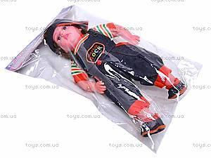 Кукла мягкая «Сашенька», M1101, купить