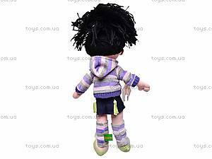 Кукла мягкая «Танюша», К323В, цена