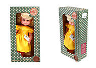 Кукла МИЛАНА с сумкой, B202Ж, фото