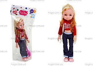 Детская кукла «Милые девочки», BR850K-A