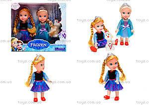 Маленькие куклы Frozen, 9225-1