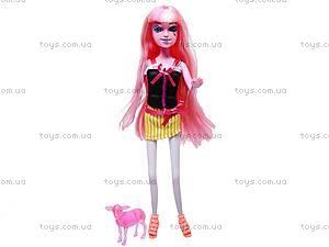 Кукла на шарнирах Monster High, LS80001, игрушки