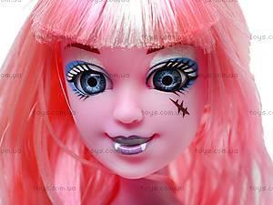 Кукла на шарнирах Monster High, LS80001, детские игрушки