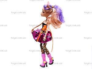 Кукла на шарнирах Monster High Doll, 12817, фото