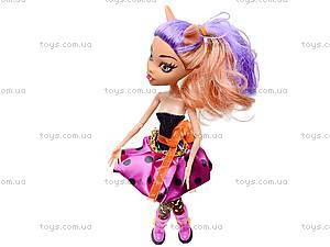 Кукла на шарнирах Monster High Doll, 12817, отзывы