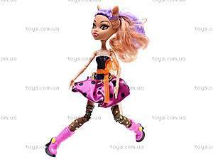 Кукла на шарнирах Monster High Doll, 12817, игрушки