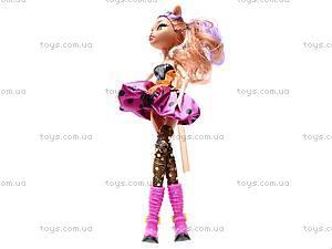 Кукла на шарнирах Monster High Doll, 12817, детские игрушки