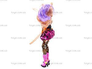 Кукла на шарнирах Monster High Doll, 12817, магазин игрушек