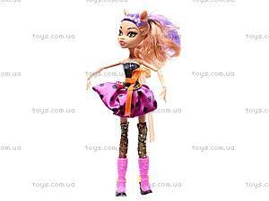Кукла на шарнирах Monster High Doll, 12817, toys