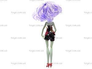Кукла на шарнирах Монстер Хай, 12821, фото