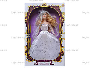 Кукла-невеста для девочек, BL88-D, цена