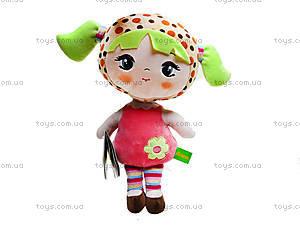 Мягкая кукла «Ника», К376Т, фото