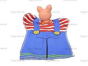 Кукла-перчатка «Поросенок», , фото