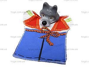 Кукла-перчатка «Волк», , купить