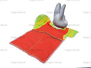 Кукла-перчатка «Зайчик», , фото