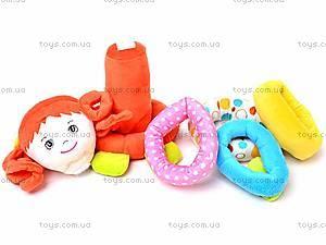 Кукла-пирамидка, мягкая, A20250, игрушки