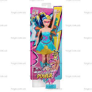 Кукла Помощница супергероини из мультика «Barbie Суперпринцесса», CDY65, купить