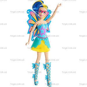 Кукла Помощница супергероини из мультика «Barbie Суперпринцесса», CDY65, отзывы