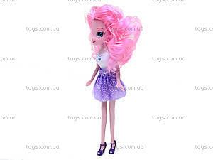 Кукла-пони My Little Pony с аксессуарами, 558-1, фото