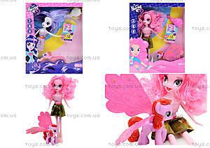Кукла-пони My Little Pony с питомцем, Y662C