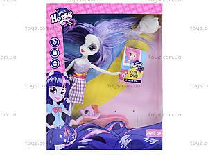 Кукла-пони My Little Pony с питомцем, Y662C, отзывы