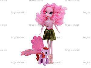 Кукла-пони My Little Pony с питомцем, Y662C, магазин игрушек