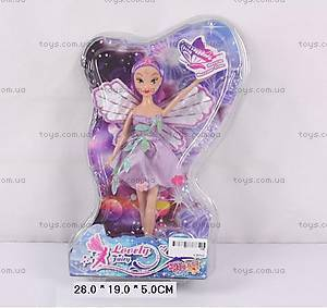 Кукла «Прекрасная фея», PS998D-1B/2B/