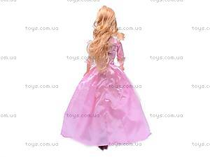 Кукла «Принцесса», большая, W13036-2, игрушки