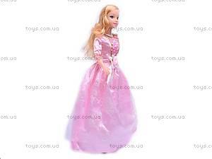 Кукла «Принцесса», большая, W13036-2, детские игрушки