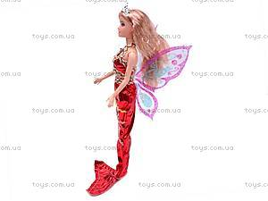 Кукла «Принцесса Русалочка», LS1220A, игрушки