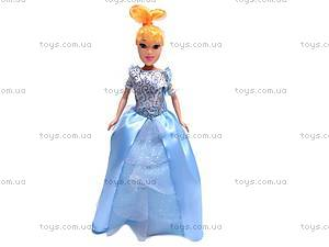 Кукла принцесса с лошадью, GD088-3