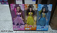 Кукла - принцесса, разные виды в коробке, ZQ20219-106-103-105