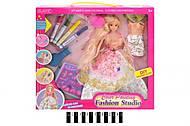 Кукла-принцесса с набором для покраски волос, 904, фото