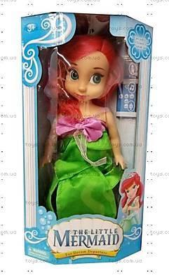 Кукла «Принцесса» с пультом управления, QL016