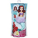 Кукла «Принцессы для игры с водой», B5302, отзывы
