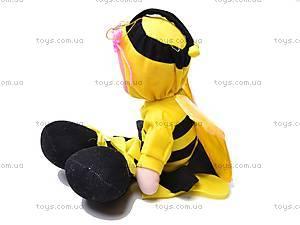 Кукла «Пуговка», в костюме пчелки, 080206, купить