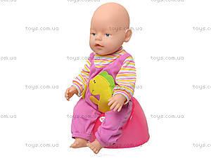 Кукла - пупс Ляля с аксессуарами, 058-19R, фото
