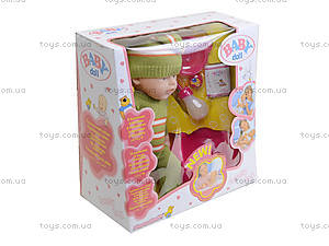 Кукла-пупс интерактивный Baby Doll, 058GHE, фото