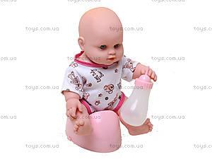 Кукла-пупс интерактивная Lovely Baby, 13014, купить